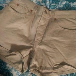 NWOT Gap Jean Shorts